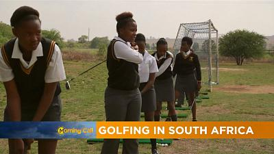 Golf for young people in South Africa [The Morning Call]