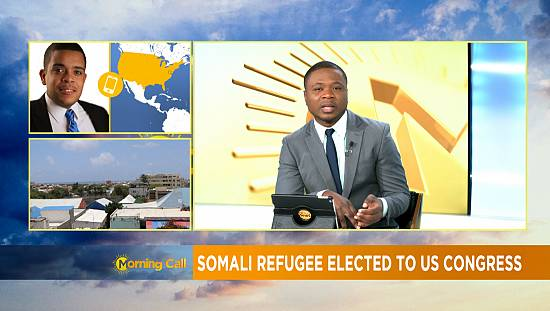 La somalienne Ilhan Omar élue au Congrès américain [The Morning Call]