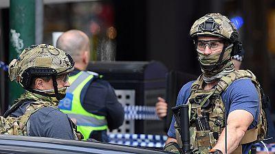 Melbourne stabbing was a terrorist attack - police
