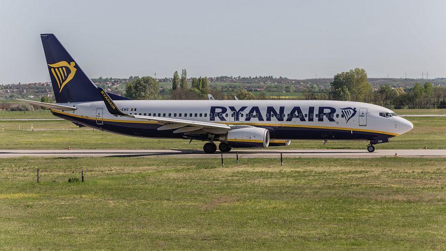 Nem engedték el a Ryanair gépét Bordeaux-ból