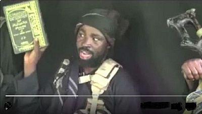 Boko Haram au Nigeria : Shekau revendique de récentes attaques