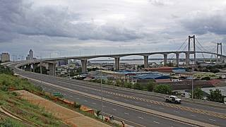 Mozambique : inauguration d'un pont géant construit et financé par la Chine