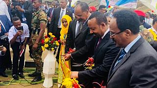 Eritrea, Ethiopia pledge to respect Somalia's sovereignty