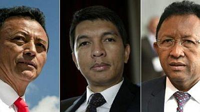 Élections à Madagascar : l'ancien président Rajoelina reste en tête (officiel)