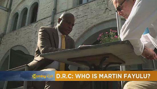 RDC : qui est Martin Fayulu, candidat unique de l'opposition ? [The Morning Call]
