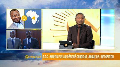 RDC : Martin Fayulu est-il le candidat idéal pour représenter l'opposition ? [The Morning Call]