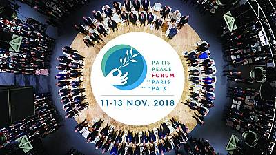List: African leaders in Paris for World War I event, peace forum