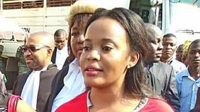 Cameroon journalist Mimi Mefo released on Biya's orders