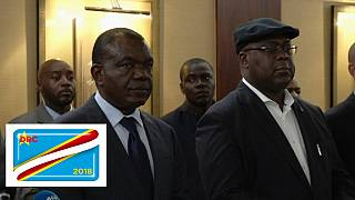 Tshisekedi, Kamerhe withdraw from DRC opposition coalition
