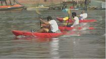Egypt: canoeing, kayaking competition