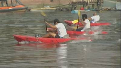 Egypt: canoeing, kayaking competition
