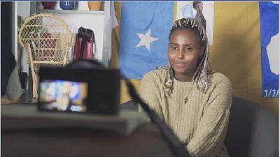 Najmo, une réfugiée somalienne lutte pour l'autonomisation des jeunes filles dans le monde