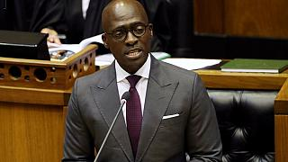 South Africa's Home Affairs minister, Malusi Gigaba resigns