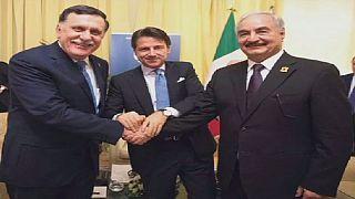 Fin de la conférence libyenne de Palerme sur une note incertaine