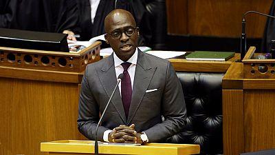 Afrique du Sud : frappé par un scandale sexuel, le ministre de l'Intérieur démissionne