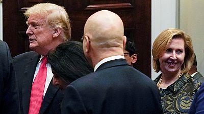 USA : Melania Trump demande publiquement à son mari de limoger un cadre de l'admnistration