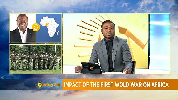 Impact de la première guerre mondiale sur l'Afrique [The morning Call]
