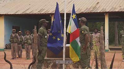 Centrafrique : les défis des éco-gardes