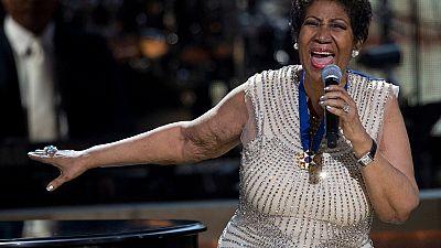 Aretha Franklin, ''Amazing Grace'' au cinéma