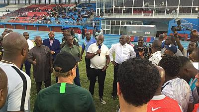 AFCON: Nigerians react to $25,000 offer for goals against South Africa