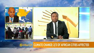 Two thirds of African cities face 'extreme climate risk' [The Morning Call]