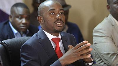 Zimbabwe's Chamisa faces arrest over post-election violence