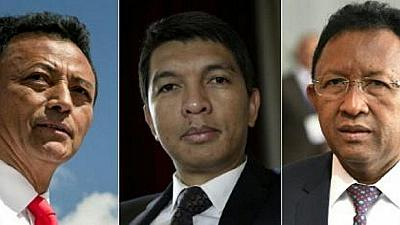 Madagascar : vers un second tour Rajoelina-Ravalomanana