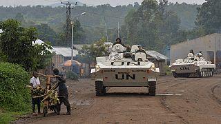 RDC : au moins sept Casques bleus de l'ONU tués dans la ville de Béni, dans l'Est
