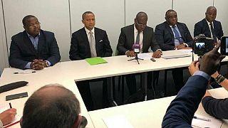 Elections en RDC : Katumbi et Bemba se tiennent au côté de Fayulu