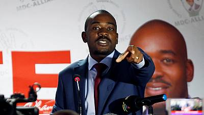 Zimbabwe's Chamisa challenges inquiry to summon Mnangagwa to testify