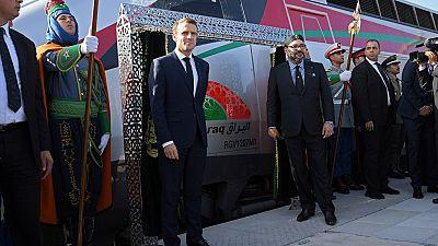 La ligne de TGV reliant Tanger à Casablanca entre en service