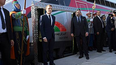 Photos: Africa's fastest train launched in Morocco