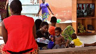 Burkinabe mothers living with their babies in jail [No Comment]