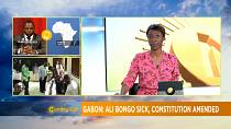 Gabon : la constitution modifiée suite à la maladie du président [The Morning Call]