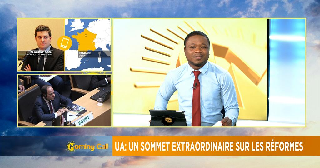 AU meets this weekend in Adis Ababa [The Morning Call]