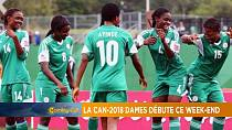La CAN-2018 dames débute ce week-end [Sport]
