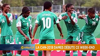 2018 African Women Championship begins this weekend [Sports]