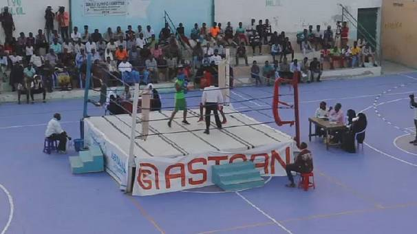 Somalia's first boxing tournament in 40 years held