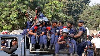DR Congo police kill two protesting students in Kinshasa