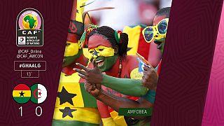 CAN féminine de football 2018: en match d'ouverture, le Ghana, pays organisateur s'impose 1-0 devant l'Algérie