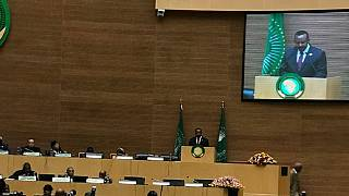 Ethiopia PM's first A.U. address: African unity, reform support