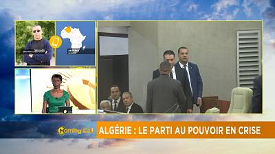 Algérie : le parti au pouvoir en crise [The Morning Call]