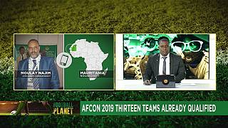 AFCON 2019: Historic qualification for Mauritania[Football Planet]