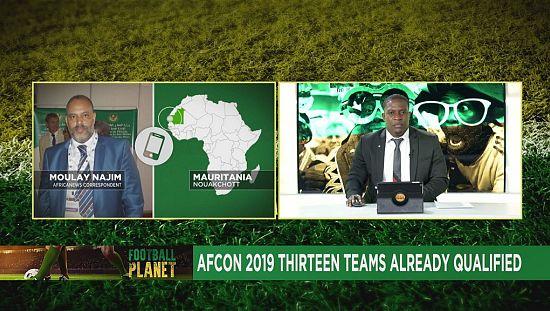 Can 2019 : qualification historique de la Mauritanie [Football Planet]