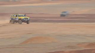 Egypte : un rallye dans le désert pour attirer l'attention