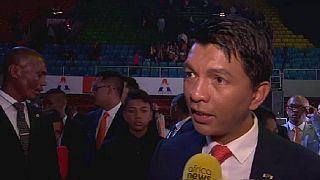 """Présidentielle à Madagascar : en tête, Rajoelina dénonce des """"manipulations"""" dans les résultats"""