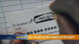 MyAgro, une plateforme pour sortir les agriculteurs de la précarité au Mali [Sci-Tech]