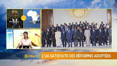 AU leaders adopt key reforms [The Morning Call]