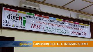 Cameroon digital citizenship summit [The Morning Call]