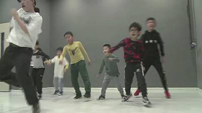 Chinese children embrace street dance amid hip-hop crackdown
